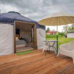 Izera Glamping - Luksusowe jurty w górach Izerskich - niebieska (19)