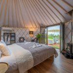 Izera Glamping - Luksusowe jurty w górach Izerskich - niebieska (20)