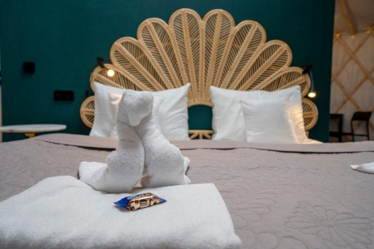 Izera Glamping - Luksusowe jurty w górach Izerskich - zielona (12)