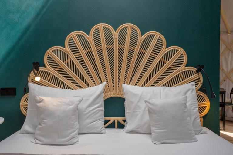 Izera Glamping - Luksusowe jurty w górach Izerskich - zielona (25)